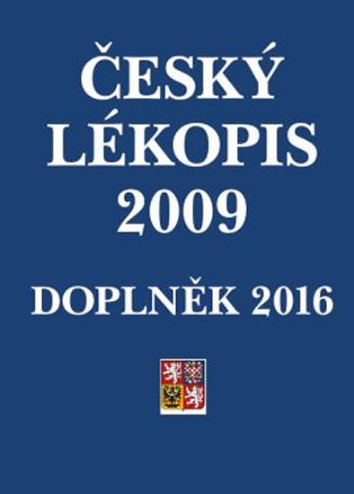 Český lékopis 2009 - Doplněk 2016 - neuveden, Doprava zdarma
