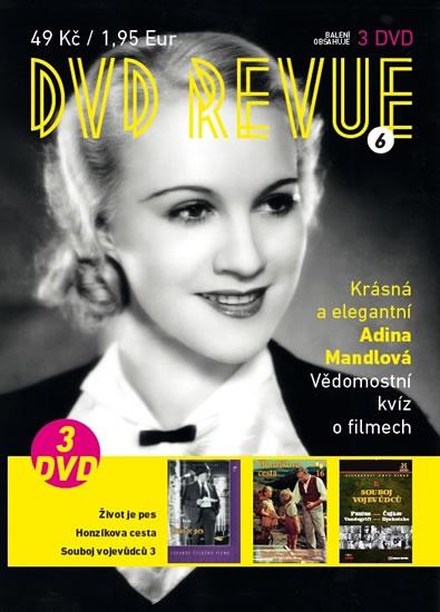 DVD Revue 6 - 3 DVD - neuveden