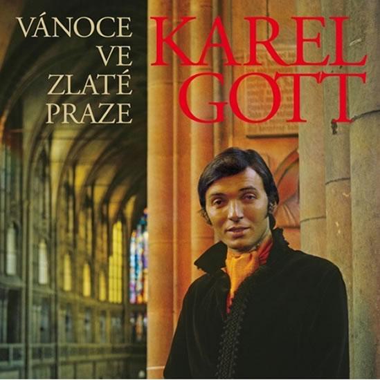 Vánoce ve zlaté Praze - CD - Gott Karel