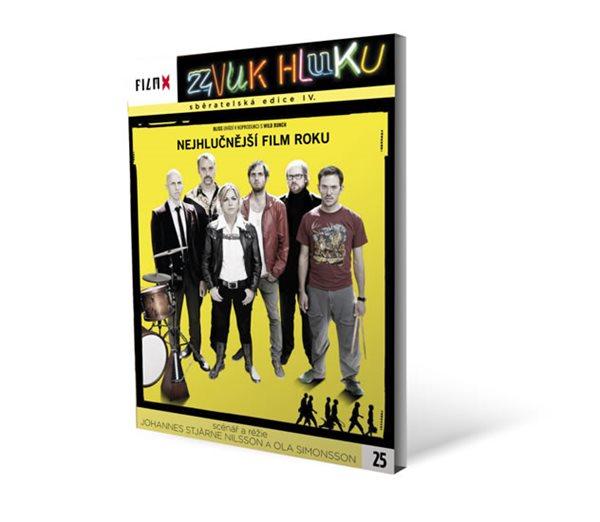 Zvuk hluku - DVD - neuveden