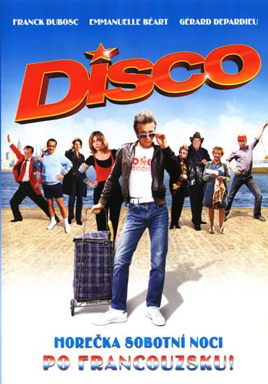 Disco - DVD - neuveden