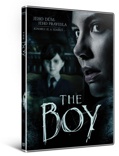 The Boy - DVD - neuveden