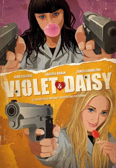 Violet a Daisy - DVD - neuveden
