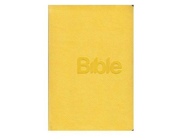 BIBLE překlad 21. století - charme žlutá - neuveden