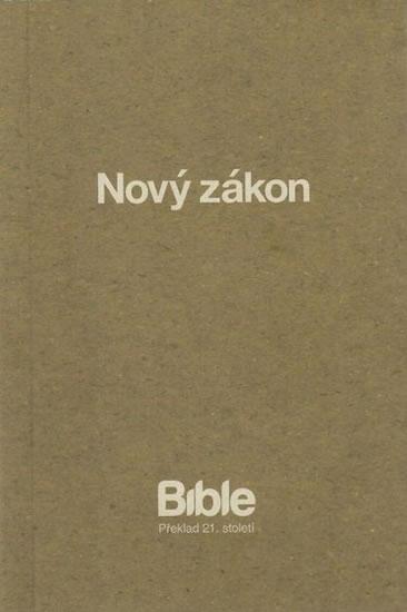 BIBLE překlad 21. století - Nový zákon - neuveden