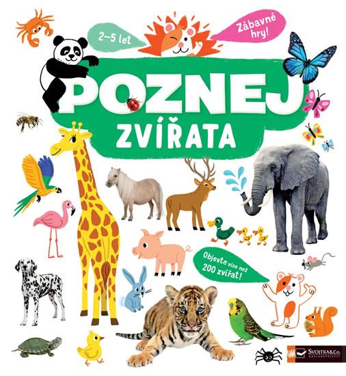 Poznej zvířata - Objevte více než 200 zvířat! - neuveden