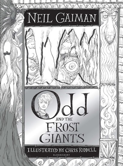 Odd and the Frost Giant - Gaiman Neil