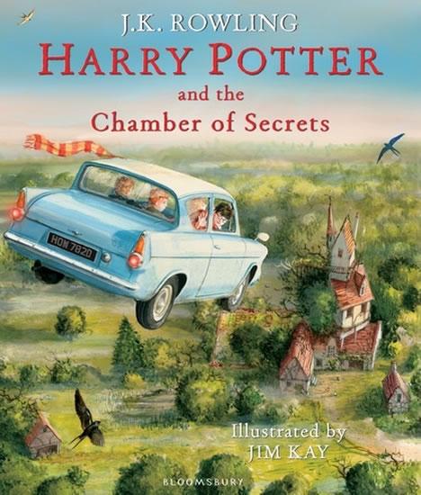 Harry Potter and the Chamber of Secrets - Rowlingová Joanne Kathleen