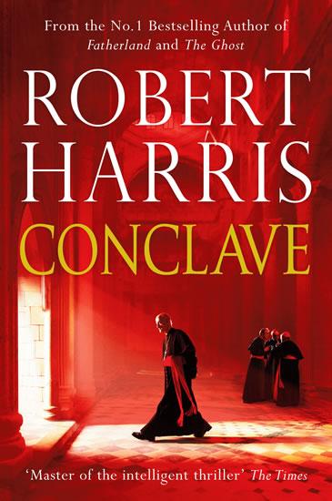 Conclave - Harris Robert