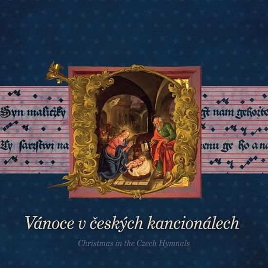 Vánoce v českých kancionálech / Christmas in the Czech Hymnals - CD - Chang Jung