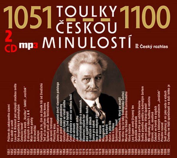 Toulky českou minulostí 1051-1100 - 2 CD/mp3 - kolektiv autorů
