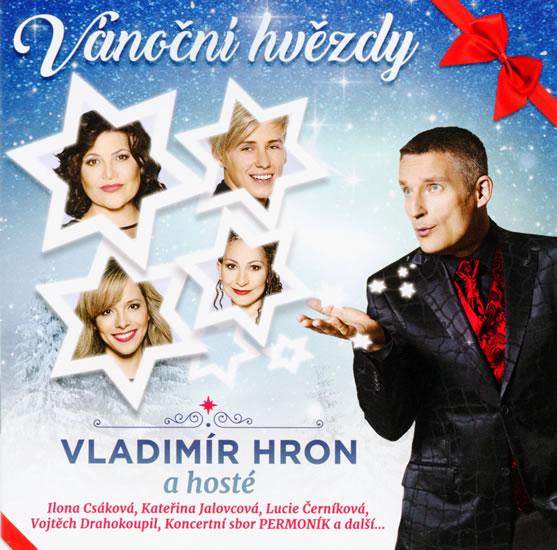 Vánoční hvězdy - Vladimír Hron a hosté - CD - neuveden