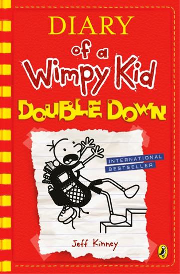 Diary of a Wimpy Kid 11 - Kinney Jeff