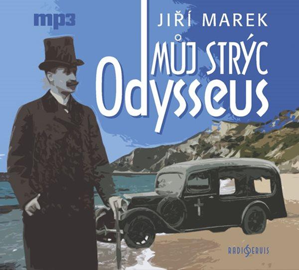 Můj strýc Odysseus - CDmp3 - Marek Jiří