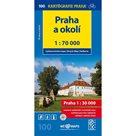 1: 70T(100)-Praha a okolí (cyklomapa)
