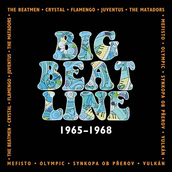 Big Beat Line 1965-1968 - 2 CD - Various