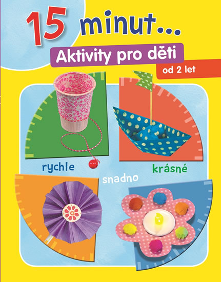 15 minut ... Aktivity pro děti - neuveden