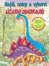 Úžasní dinosauři - Najdi, nalep a vybarvi