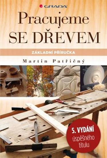 Pracujeme se dřevem - Základní příručka - Patřičný Martin