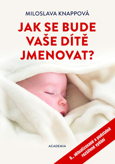 Jak se bude vaše dítě jmenovat? - Knappová Miloslava