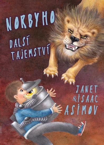 Norbyho další tajemství - Asimov Janet, Asimov Isaac,