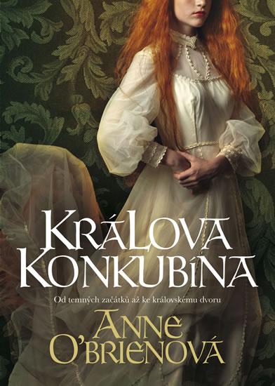 Králova konkubína - O'Brienová Anne