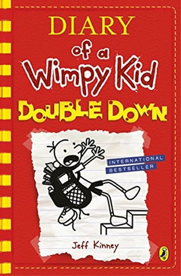 Diary of a Wimpy Kid 11 - Double Down - Kinney Jeff