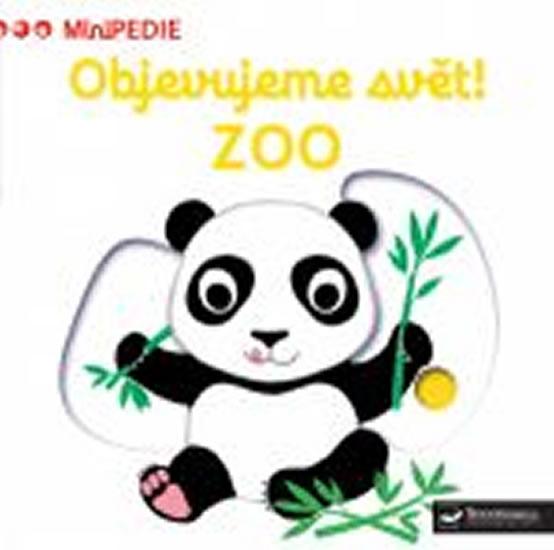 MiniPEDIE Objevujeme svět! Zoo - neuveden, Sleva 18%