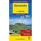Slovensko - 55 nej, 1:500T (automapa)