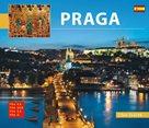 Praha - malá/španělsky