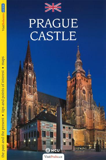 Pražský hrad - průvodce/anglicky - Kubík Viktor