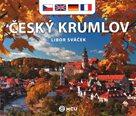 Český Krumlov - malý/česky, anglicky, německy, francouzsky