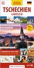Česká republika UNESCO - kapesní průvodce/německy