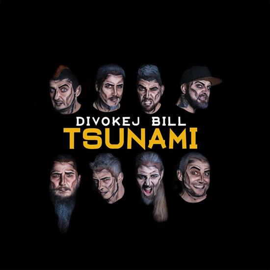 Divokej Bill Tsunami - CD - Divokej Bill
