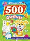 500 aktivit - Pejsek