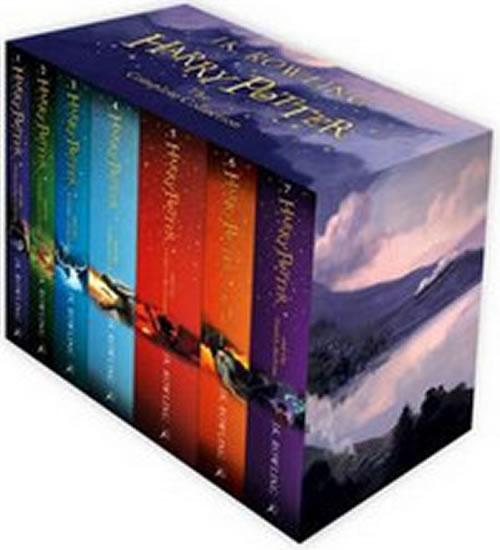 Harry Potter Box Set - Rowlingová Joanne Kathleen