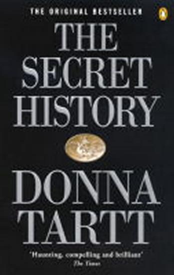 The Secret History - Tartt Donna