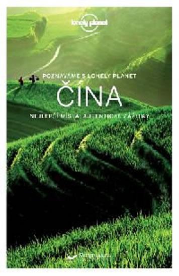 Poznáváme Čína - Lonely Planet - neuveden, Sleva 17%