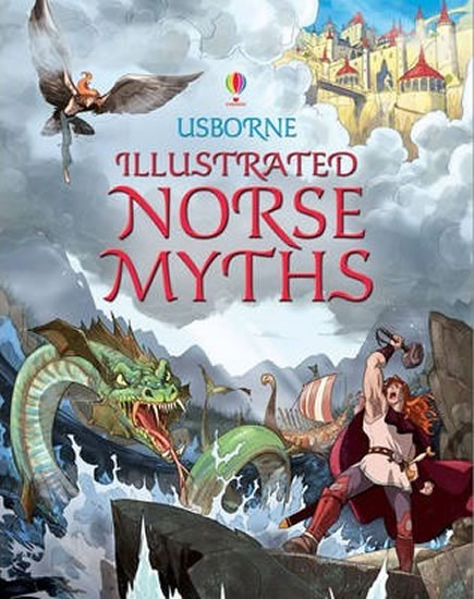 Illiustrated Norse Myths - Frith Alex