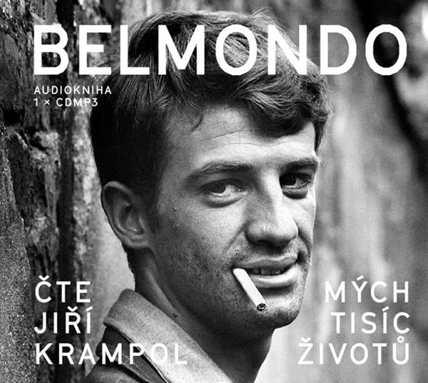CD Mých tisíc životů - Belmondo Jean-Paul, Sleva 14%