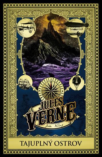 Tajuplný ostrov - Verne Jules