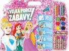 Princezny - Mega omalovánkový set