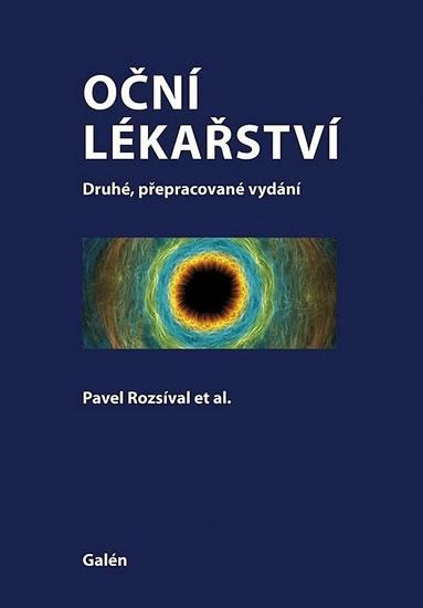 Oční lékařství (2. vydání) - Rozsíval Pavel