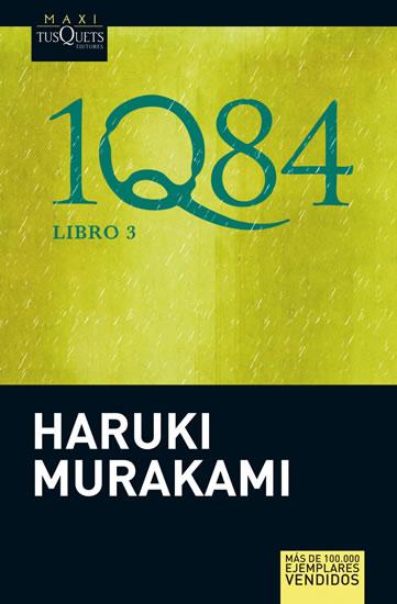 1Q84: Libro 3 (španělsky) - Murakami Haruki