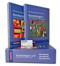 Kardiologie I. + II. (komplet 2 knihy  pouzdře)