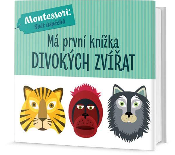 Má první knížka divokých zvířat - Piroddiová Chiara, Baruzziová Agnese,