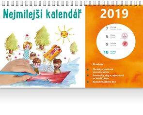 Nejmilejší kalendář 2019