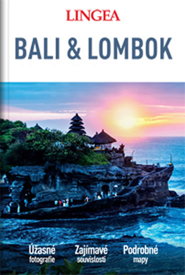 Bali & Lombok - Velký průvodce - neuveden