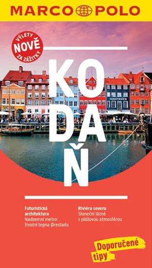 Kodaň / MP průvodce nová edice - neuveden