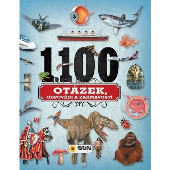 1100 otázek, odpovědí a zajímavostí - neuveden